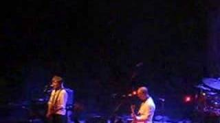 Nails In My Feet - Live Crowded House 2007