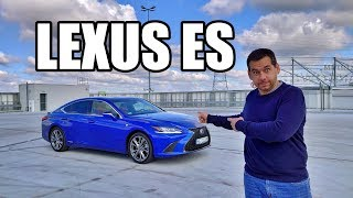 Lexus ES 2020 (ENG) - Test Drive and Review