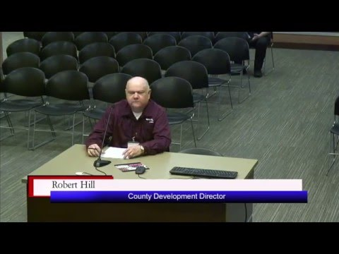 Brookings County Commission 2016-05-03