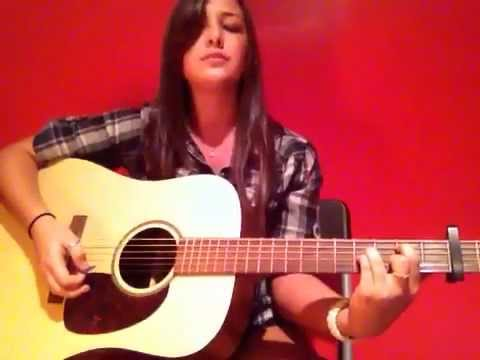 Kelsie Hight- Our July In The Rain (He Is We) [acoustic cover]