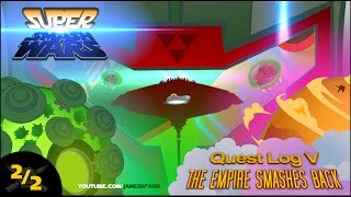 Repeat youtube video SUPER SMASH WARS 2: The Empire Smashes Back (Part 2/2) A Star Wars / Nintendo-Verse Mashup