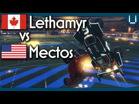 Lethamyr vs Mectos | 1v1 Rocket League