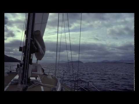Tour du monde à la voile en solitaire Bernard Labbé : Chili (début 1982)