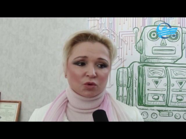 Битва трансформеров и робот-собеседник. В Каспийске состоялся чемпионат по робототехники