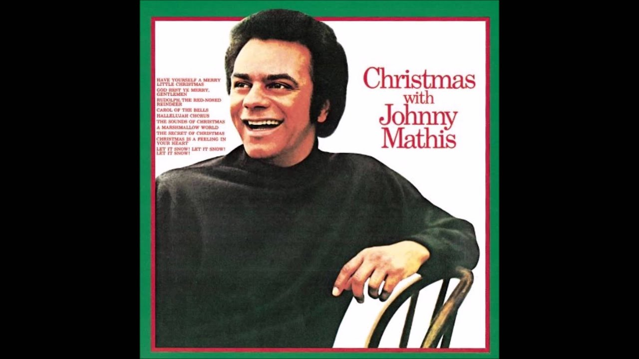 Johnny Mathis - Christmas With Johnny Mathis (Side 1) - 1971 - 33 ...