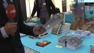 Book Stall at Jalsa Salana UK 2014