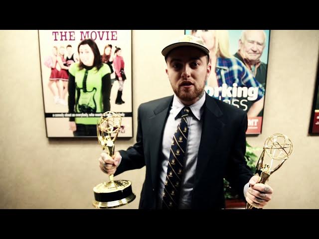 Mac's Acceptance Speech.