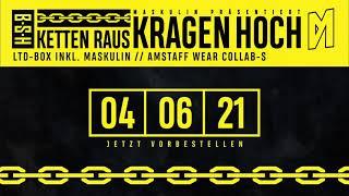 """Bass Sultan Hengzt feat. FLER """"Kriminologie"""" prod by Simes & Dj Ilan #KRKH Vö 4.JUNI"""