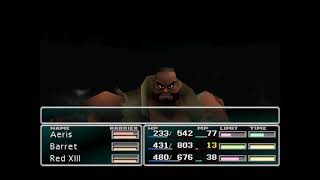 Final Fantasy VII | New Threat v1.5 (Arrange Difficulty) [Thousand Gunner / Rufus]