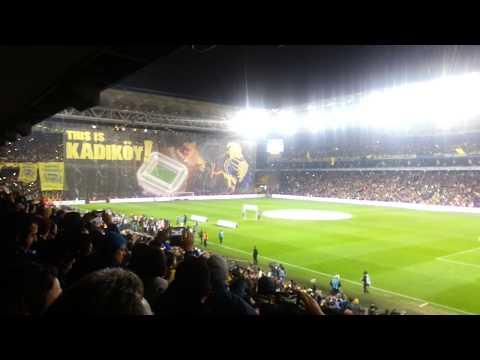 8.3.2015 Fenerbahçe - 6alatasaray ( fenerbahce ilk 11 stad dj - hakkı akkakya )