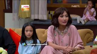Ini Lebaran 2017- Keluarga Baim Artika Sari Devi & Keluarga Andre Taulany Rien Wartia Trigina (4/7)