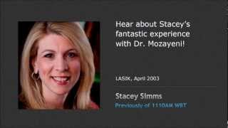 LASIK Review - Stacey Simms, previously of WBT 1110AM