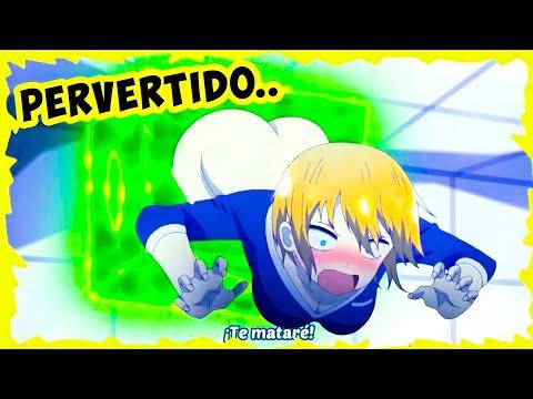 Un Combate Algo Pervertido 👅👅 || Anime Momentos Divertidos