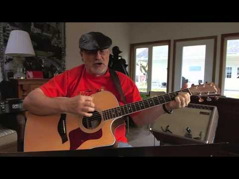 1345  - Satisfaction -  Rolling Stones cover with guitar chords and lyrics
