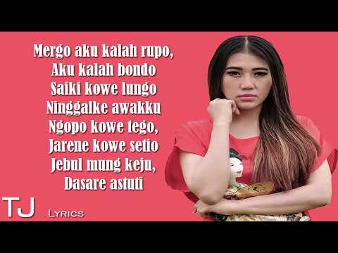 Via Vallen - Astuti (Video lirik)