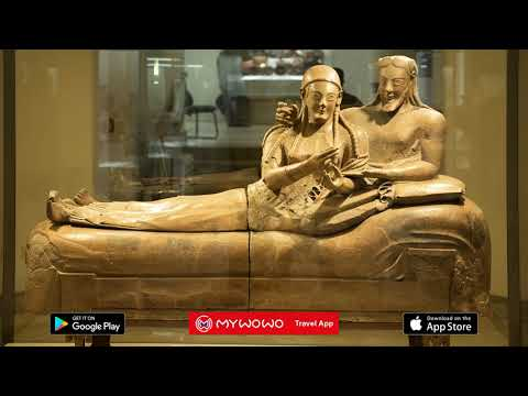 Villa Giulia – Sculptures – Rome – Audio Guide – MyWoWo  Travel App