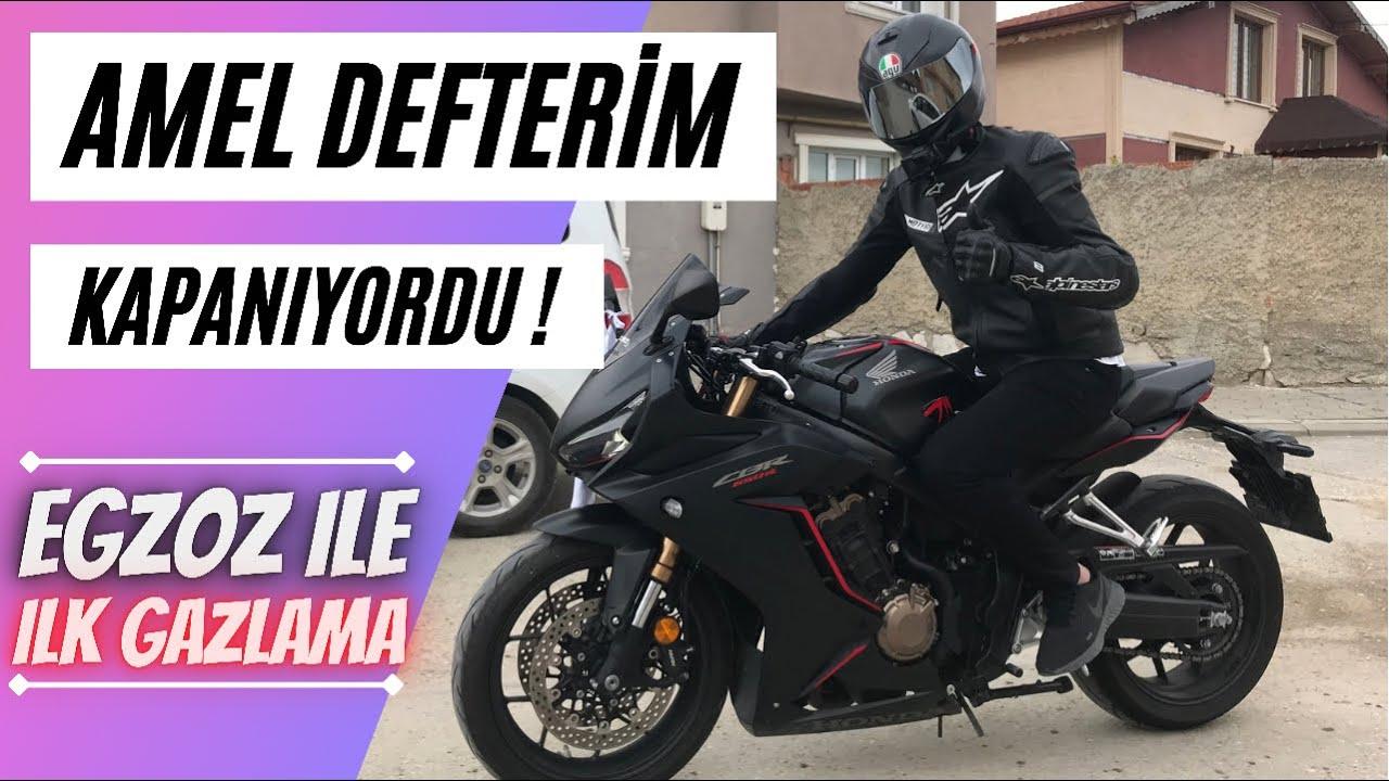 Amel Defterim Kapanıyordu !! | Bariyere Vuran CLİO | EGZOZ ile İLK GAZLAMA | Mr.Eker Motovlog
