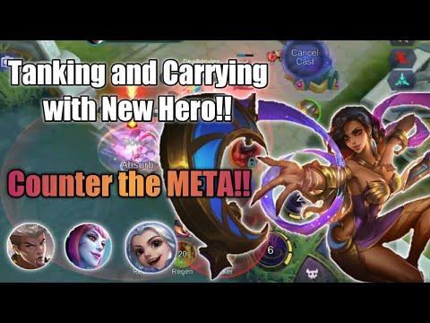B**CH-SLAP the Meta Heroes with Esmeralda!! Mobile Legends Bang Bang thumbnail