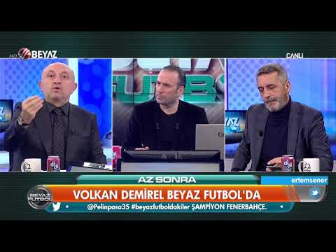 (T) Beyaz Futbol 28 Ocak 2018 Tek Parça