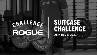 The Rogue Suitcase Challenge