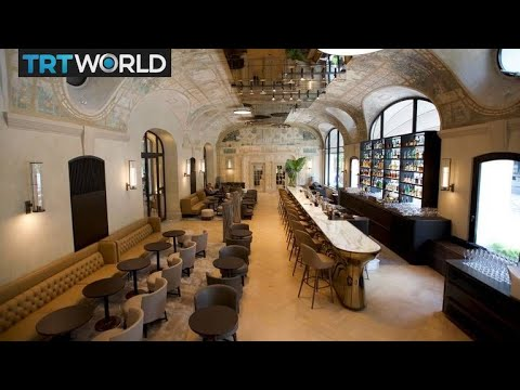 Paris' Lutetia is getting ready to reopen its doors | Money Talks