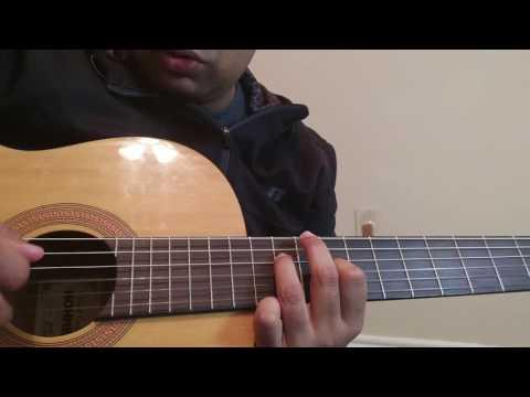 Mitwa| Accurate Intro Guitar Lesson| Kabhi Alvida Naa Kehna