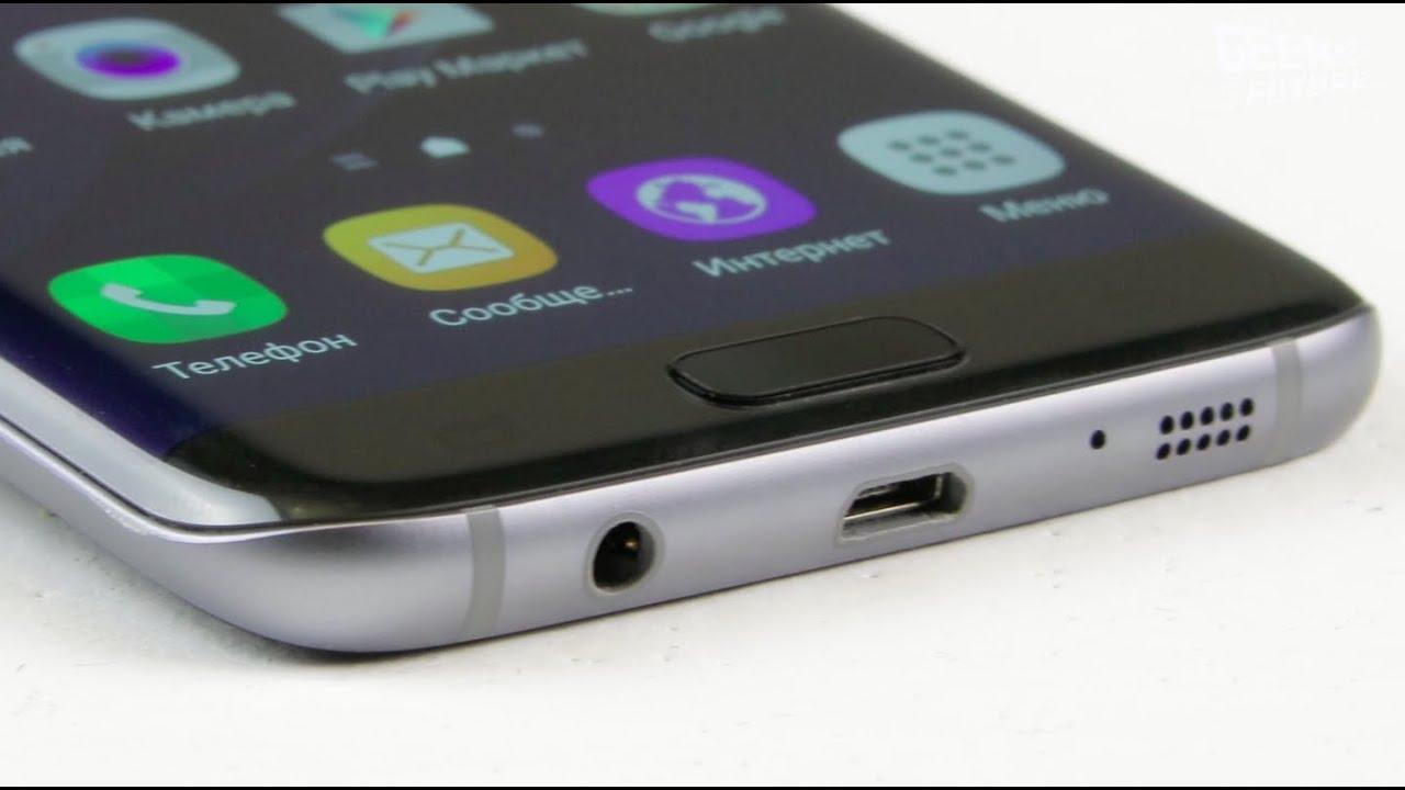 Как выбрать телефон и samsung galaxy s6 edge plus - YouTube