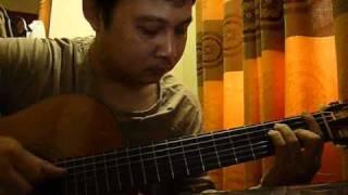 Màu Mắt Nhung - Lê Hùng Phong - Guitar Solo