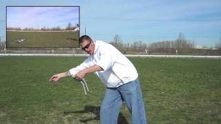 Revolution Tutorial - Flat Relaunch (quad line stunt kite)