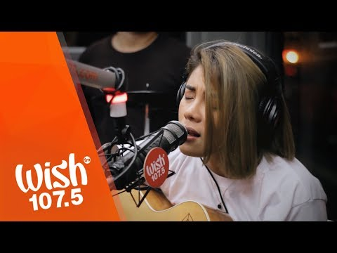 "Keiko Necesario performs ""Di Bale Na"" LIVE on Wish 107.5 Bus"