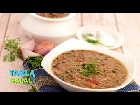 Rajma and Urad Dal (Healthy Heart) by Tarla Dalal