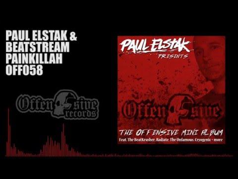 DJ Paul Elstak & Beatstream - Painkillah