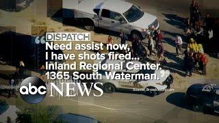 Courageous and Dramatic Images of San Bernardino Shooting