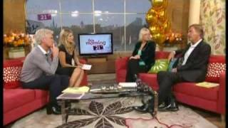 Richard & Judy return to This Morning 21 years October 5th 2009 1 of 2