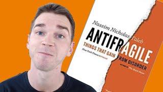 Antifragile , Nassim Nicholas Taleb , Book …