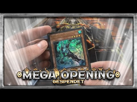 Alex 80€ Spende | Yu-Gi-Oh Megaopening | House Of Cards |