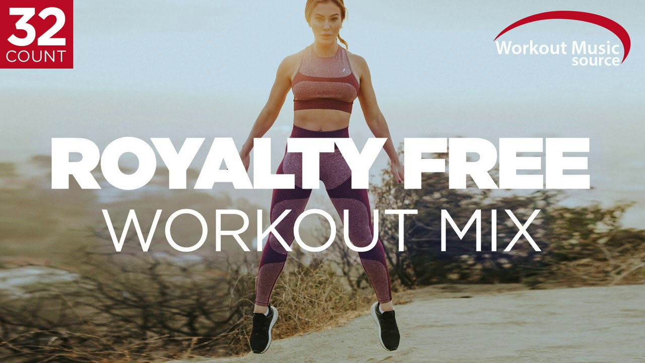 Workout Music Source // Royalty Free Workout Music Mix // 32 Count (130 BPM)