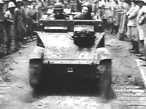 Танки Италии WWII.