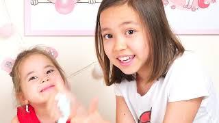 Маша Ставит ДВОЙКУ! 😢 Аня Копирует СЛАЙМЫ Марии OMG!