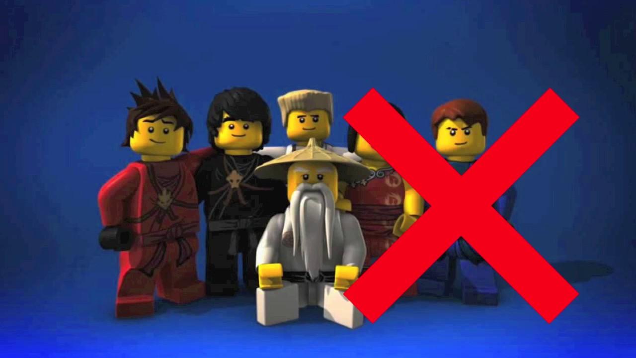 Ninjago SOMEONE Will Die in Season 8 YouTube