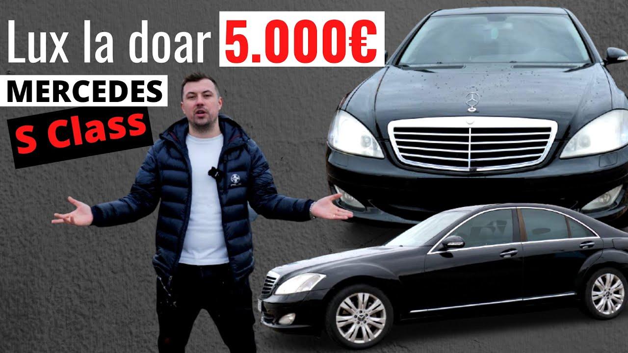 Ieftineala pe Barosaneala! (Mercedes-Benz S320 CDI) + 0-100 km/h Ep.2