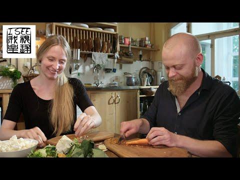 德国美食莱比锡大杂烩及萨克森乡村生活