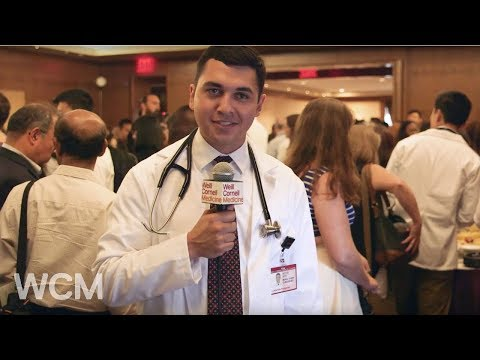 Class of 2021 White Coat Ceremony Highlights | Weill Cornell Medicine