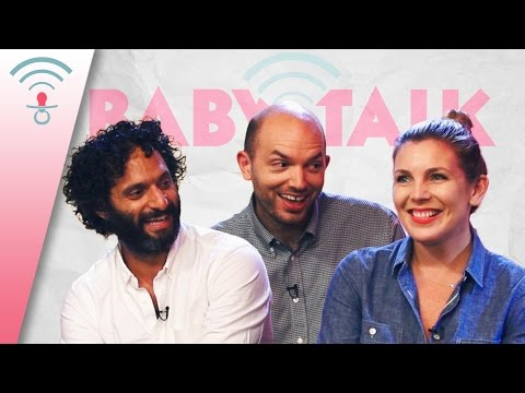 Paul Scheer, Jason Mantzoukas, & June Diane Raphael  Baby Talk