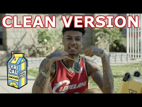 Blueface - Bleed It ( CLEAN VERSION )