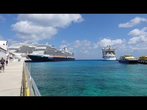Caribbean Cruise 2019 - Aboard The Holland America Line