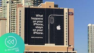 Apple trolea al CES 2019 | El Recuento Go