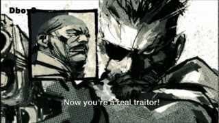 Metal Gear Solid: Portable Ops Walkthrough - Cunningham Battle [HD]