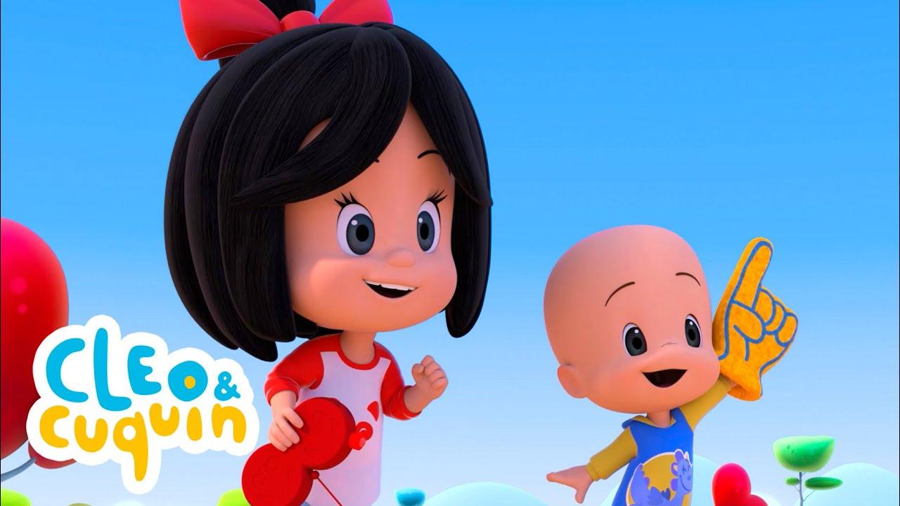 Traditional Mexican Songs for Kids: La cucaracha, La Bamba, La mañanitas... with Cleo and Cuquin