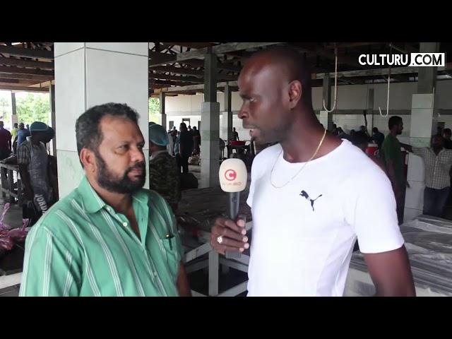 Offerfeest in Suriname I Culturu.com